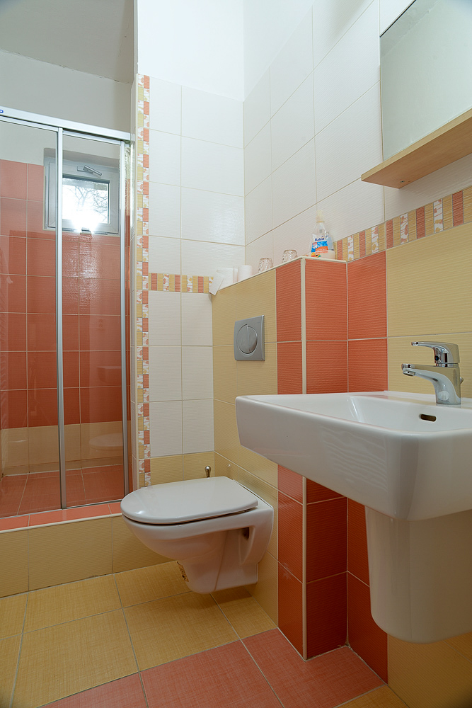 Unihotel – koupelna
