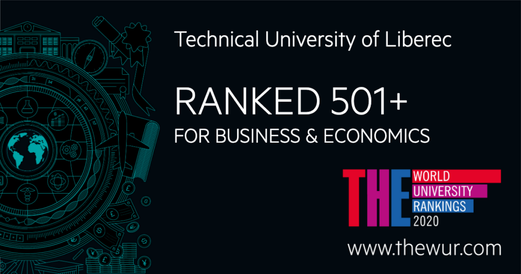Ranking THE 2019 Business and Economics: 501+