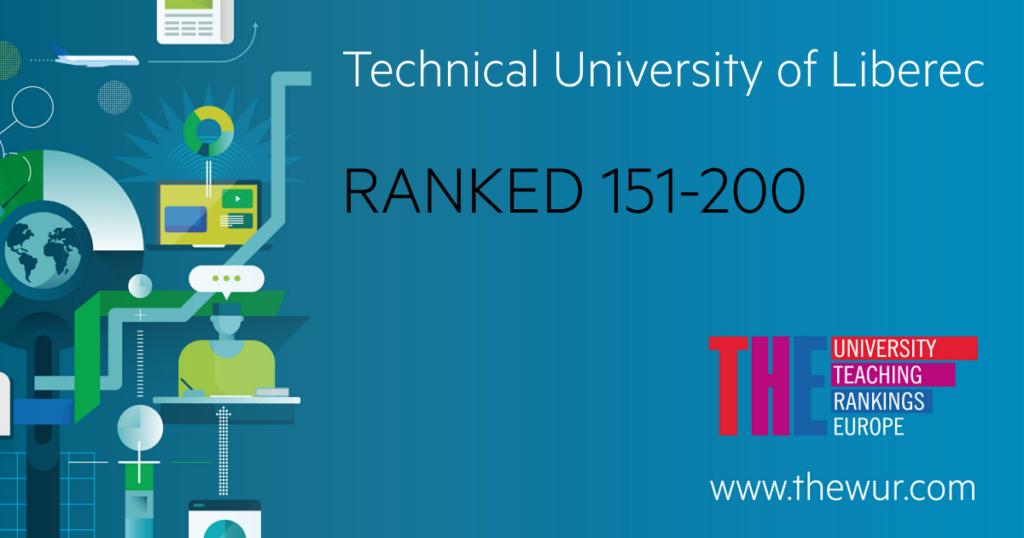 THE Europe Teaching Ranking 2019: 151-200