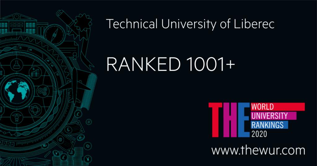 Ranking THE 2020: 1001+