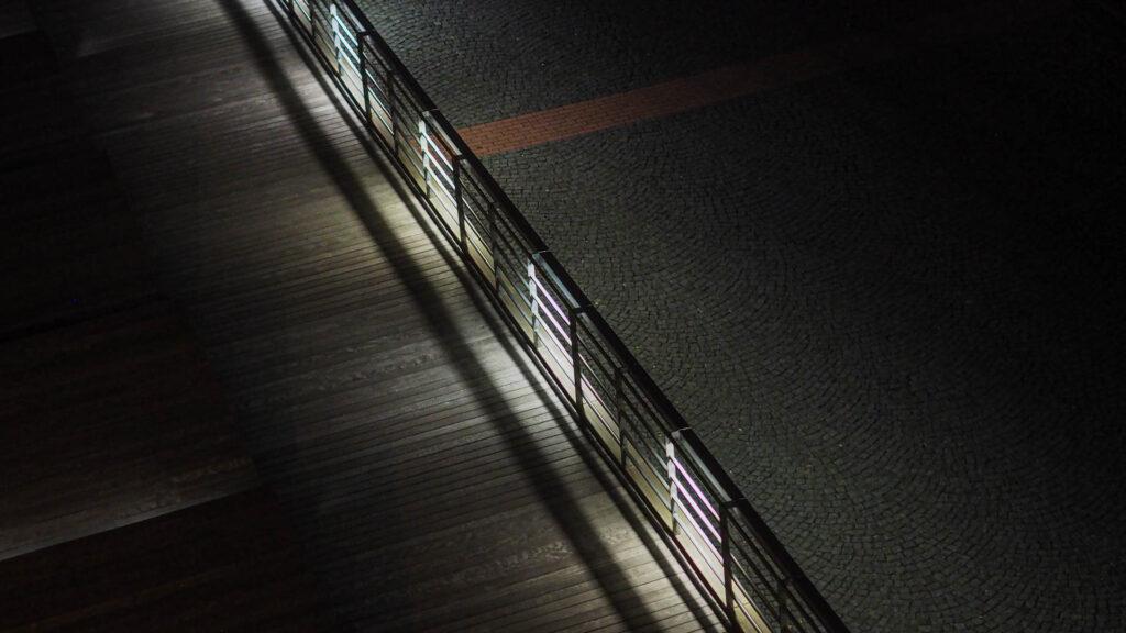 TUL v noci