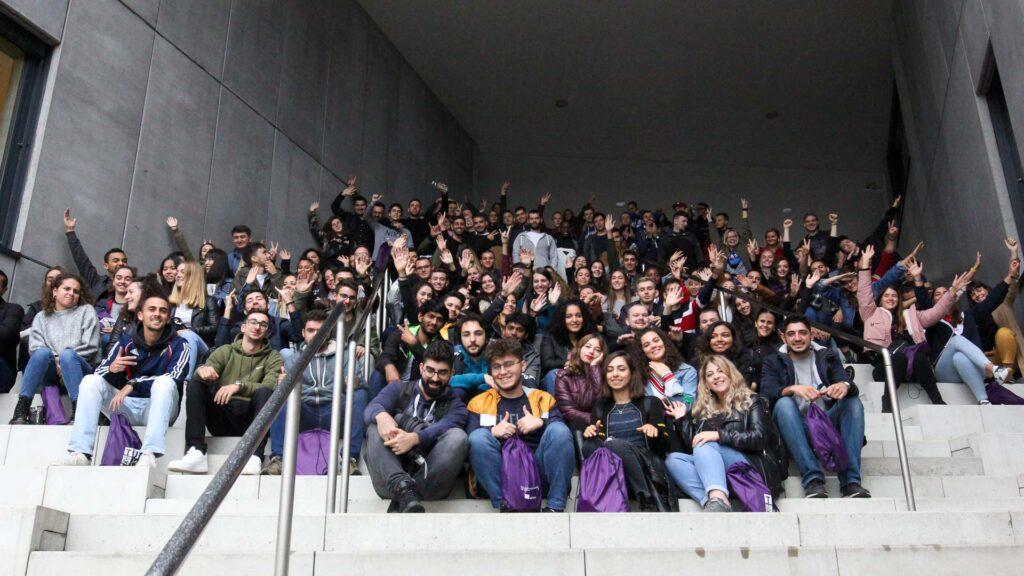 Studenti programu Erasmus
