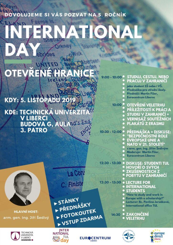 International Day 2019 – pozvánka