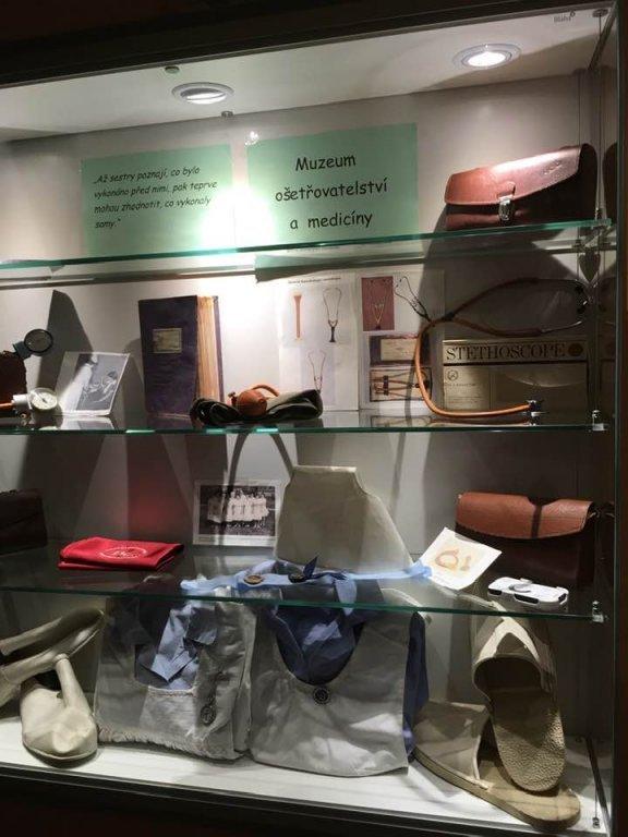 Muzeum ošetřovatelství a medicíny FZS