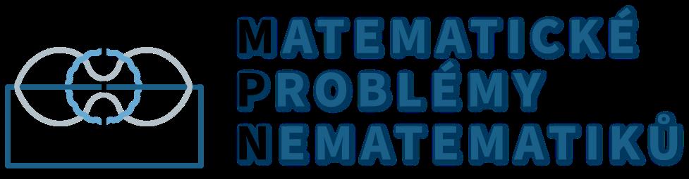 Logo - Matematické problémy nematematiků