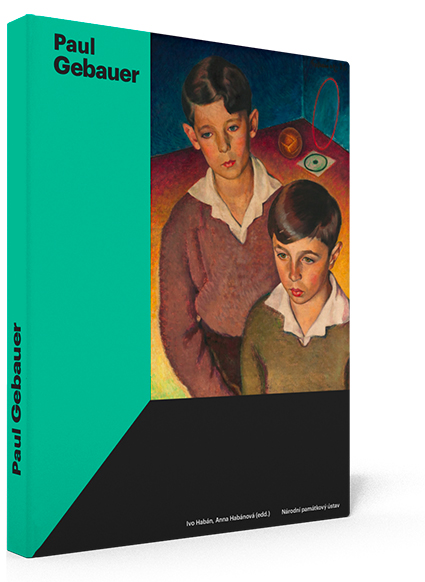 Paul Gebauer – katalog k výstavě