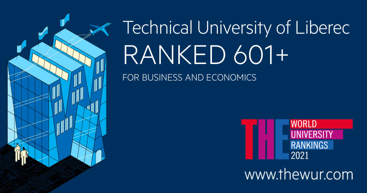 Ranking THE 2021 Business and Economics: 601+