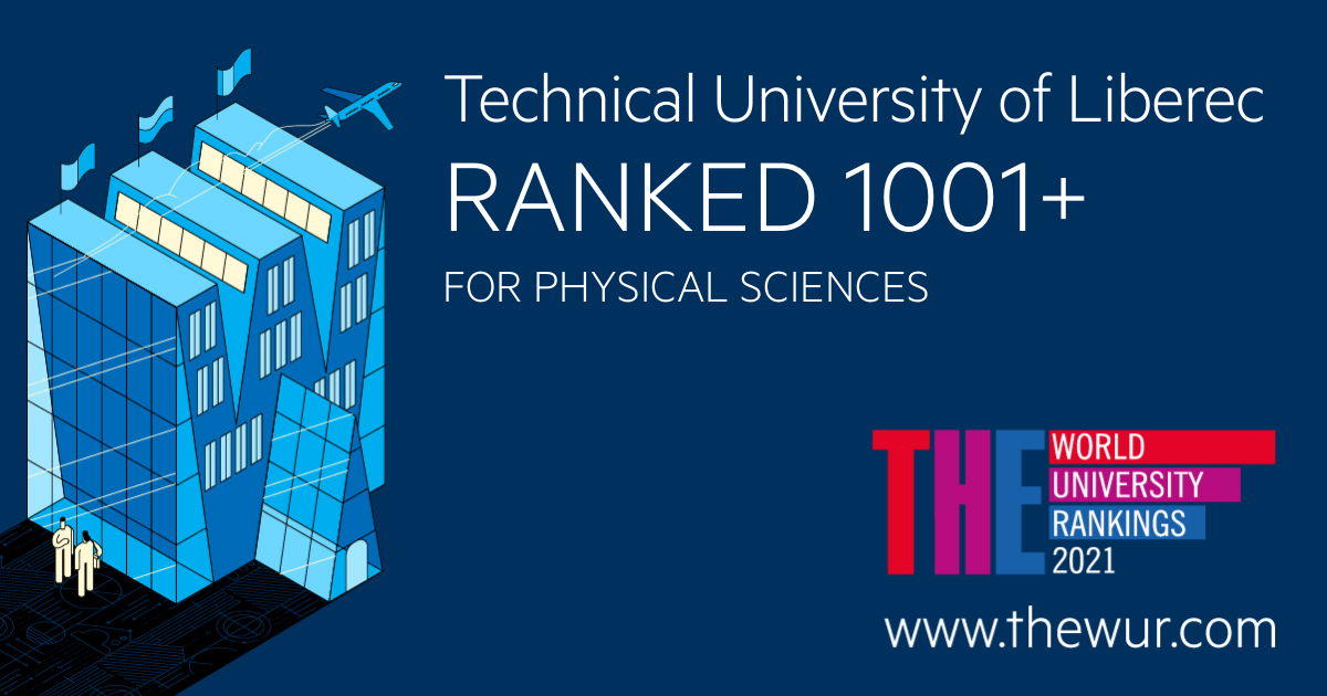 Ranking THE 2021 Physical Sciences: 1001+