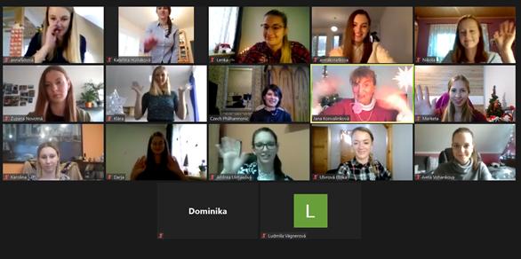 Videokonference s Ladislavem Kozderkou