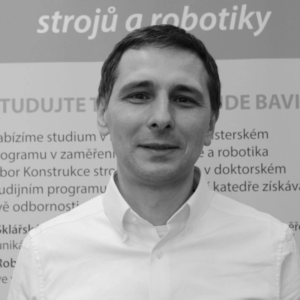 Profilová fotografie Vlastimila Hotaře