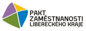 Logo: Pakt zaměstnanosti Libereckého kraje